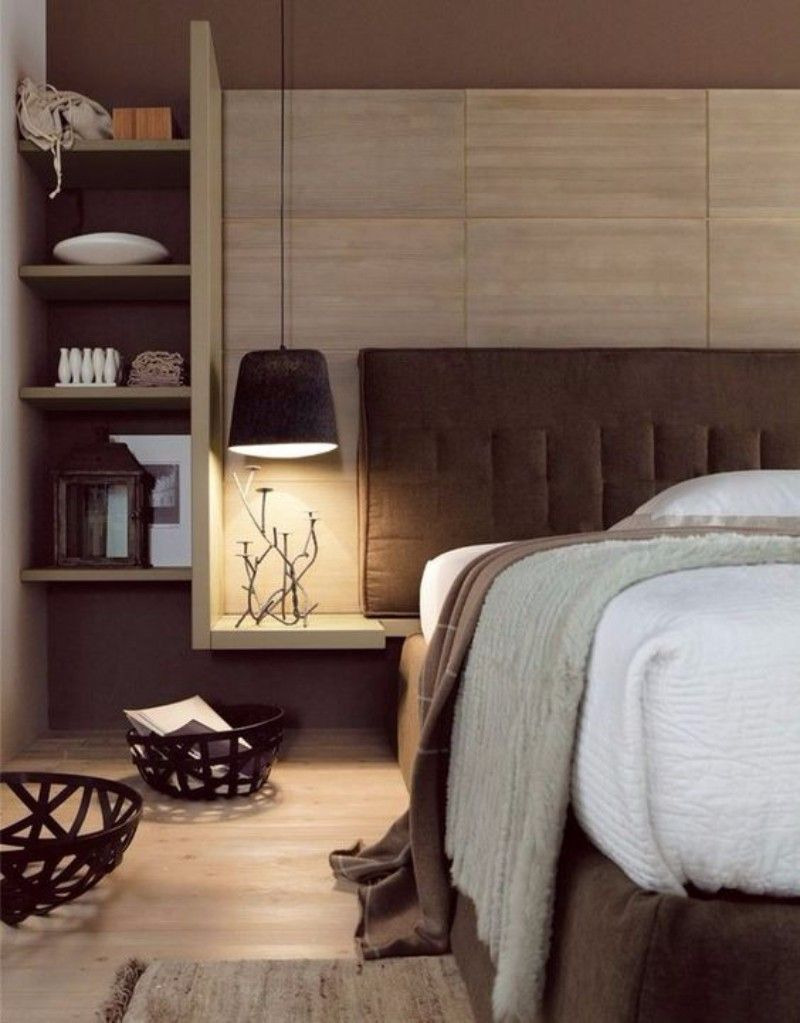 Modern Brown Bedroom Ideas Inspirational Contemporary Warm and Cozy Brown Bedroom Design that Doesn