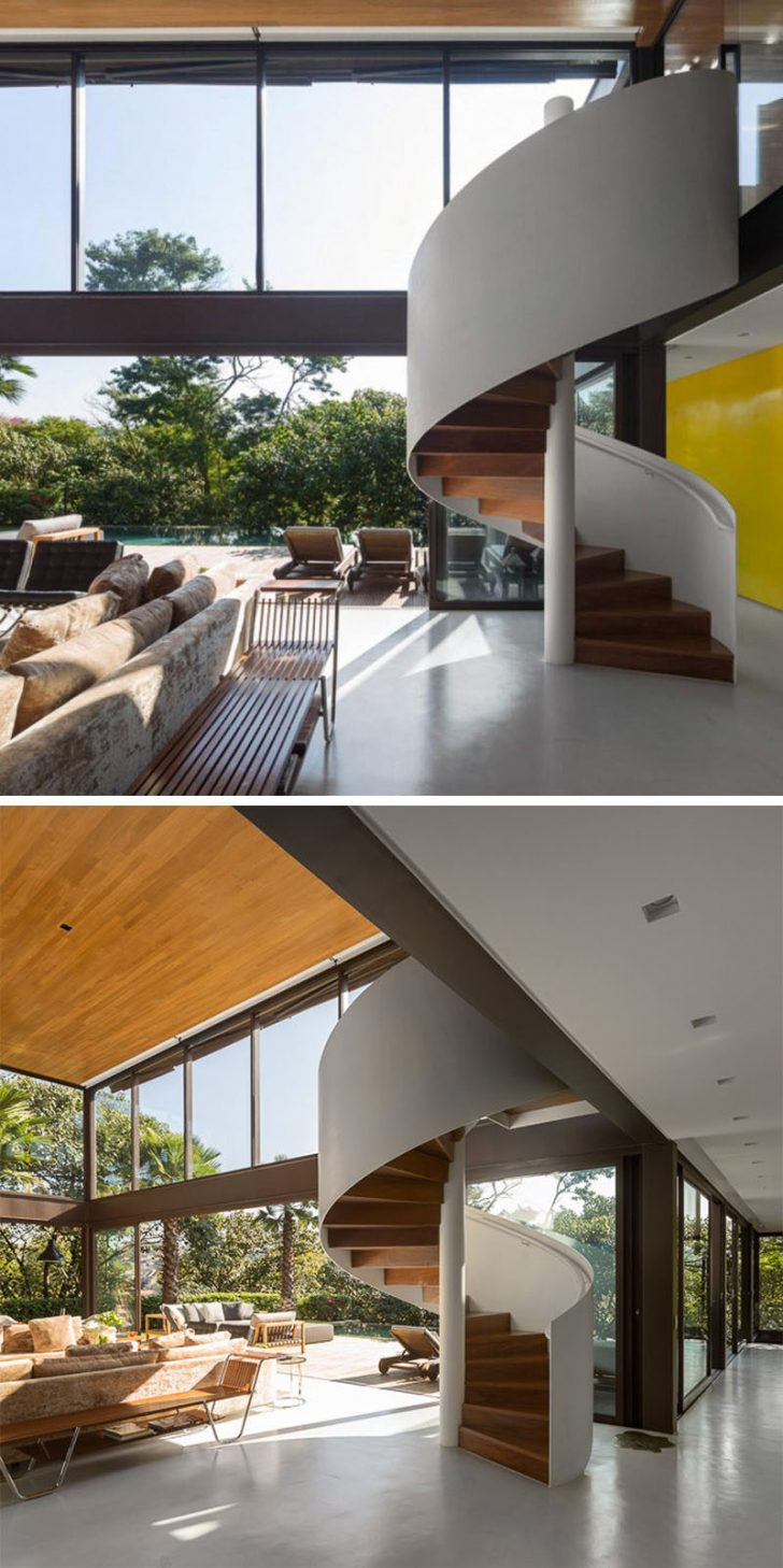 Modern House Stairs Design 2020