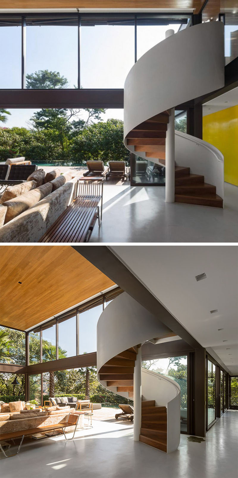Modern House Stairs Design Lovely 16 Modern Spiral Staircases Found In Homes Around the World
