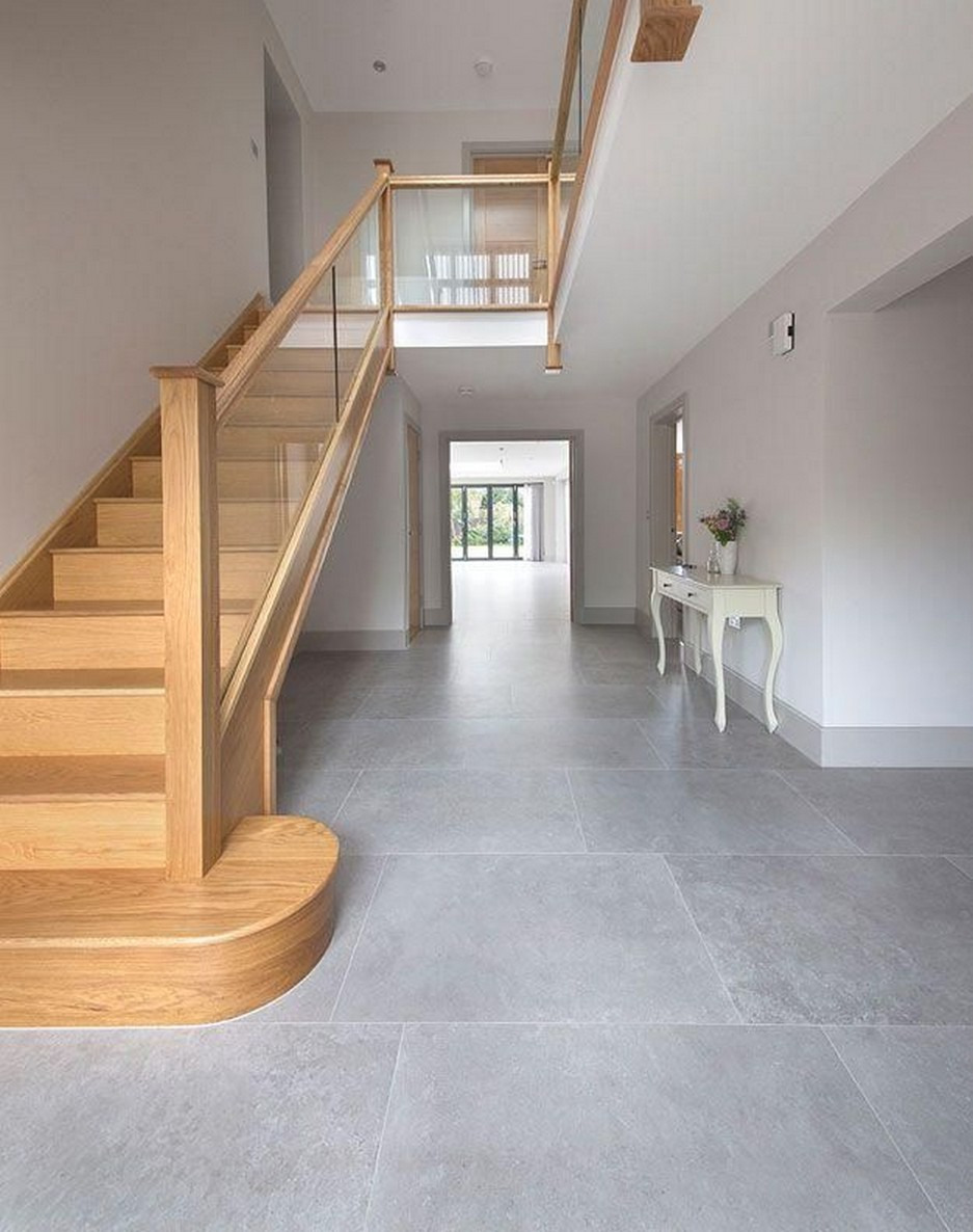 90 Most Popular Modern House Stairs Design Models 45