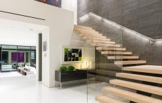 Modern House Stairs Design Lovely Modern Entry Stairs Mgs Architecture