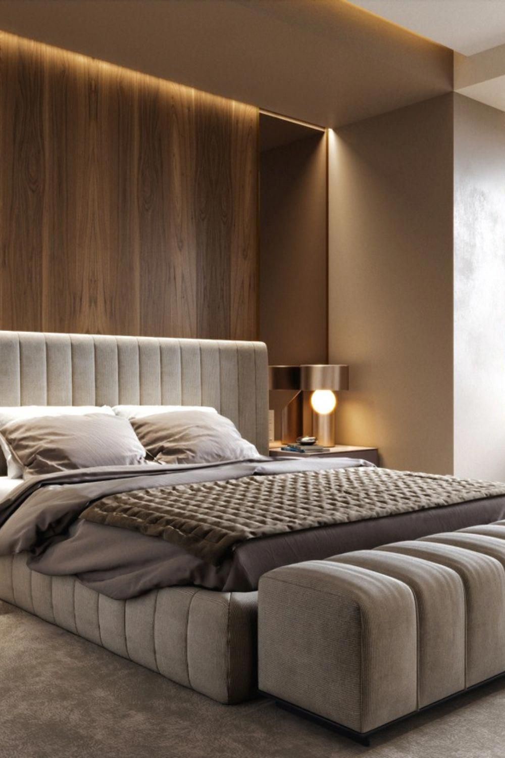 Modern Luxury Bedroom Design Awesome How to Build A Dressing Room In 2020