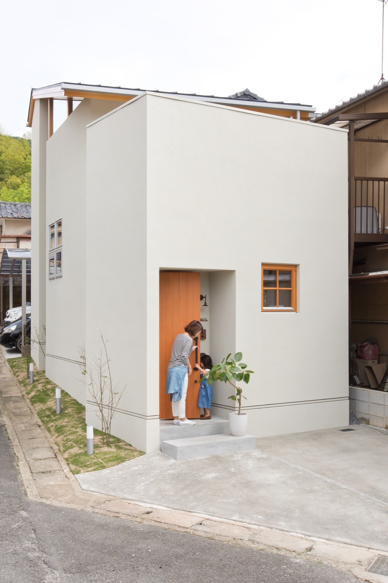 Modern Minimalist House Designs and Architectures Awesome Gallery Of Yamashina House Alts Design Fice 2