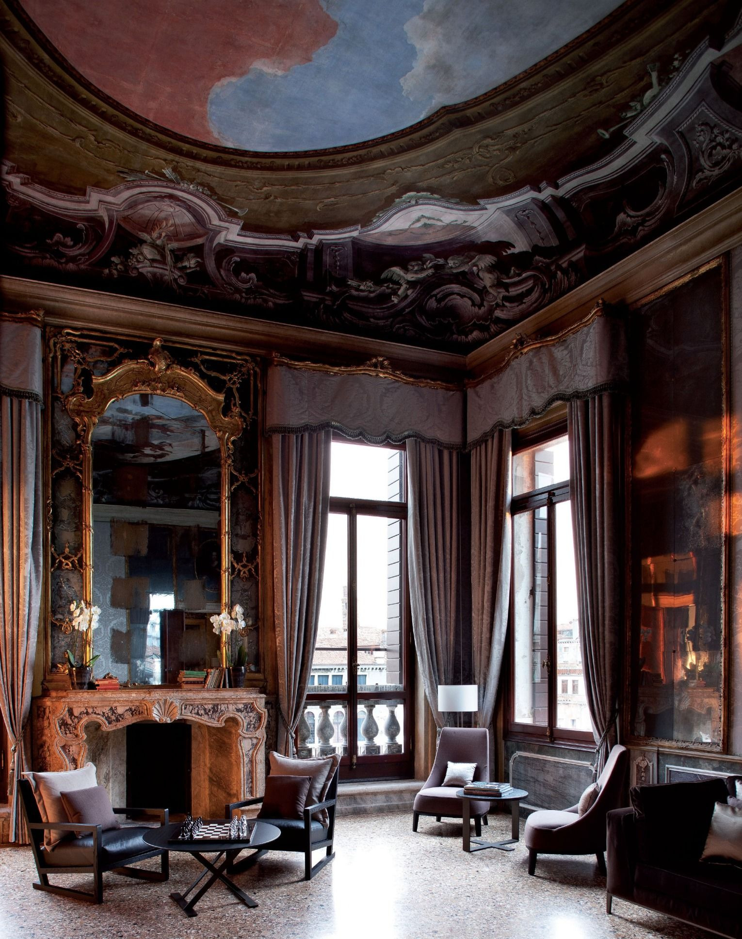 Most Beautiful Home Interiors Beautiful Inside Venice S Most Beautiful Private Homes