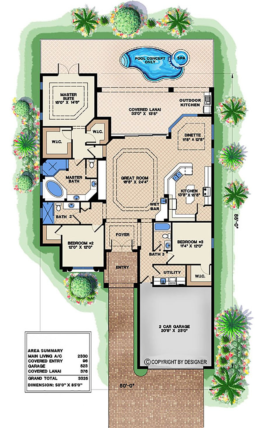 Narrow Lot House Plans One Story Awesome Narrow House Plans Coastal House Plans Florida