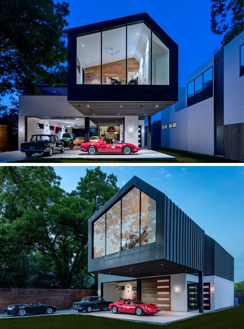New Modern House Design Best Of This New House In Texas Was Designed to Include A Collector
