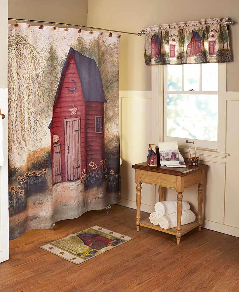 Outhouse Bathroom Decor Beautiful Details About Rustic Country Primitive Outhouse Bathroom Decor Collection Farmhouse Bath