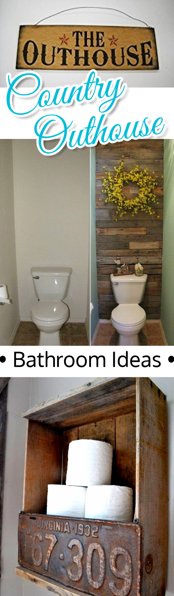 Outhouse Bathroom Decor Lovely Country Outhouse Bathroom Decorating Ideas • Outhouse