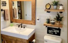 Outhouse Bathroom Decor New Country Outhouse Bathroom Decorating Ideas In 2020
