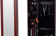Over The Door Jewelry Cabinet Elegant Amazon Btexpert Handmade Wooden Jewelry Armoire Cabinet