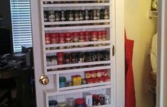 Over The Door Storage Cabinet Luxury Declutter Your Kitchen With These Diy Projects