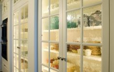 Pantry Cabinet With Glass Doors Awesome The Many Uses Of Rain Glass – Interior Design Blogs