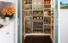Pantry Cabinet With Glass Doors Beautiful Modern Pantry Ideas That Are Stylish And Practical