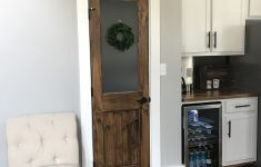 Pantry Cabinet With Glass Doors Inspirational F A R M H O U S E Rustic Pantry Door With Frosted Glass