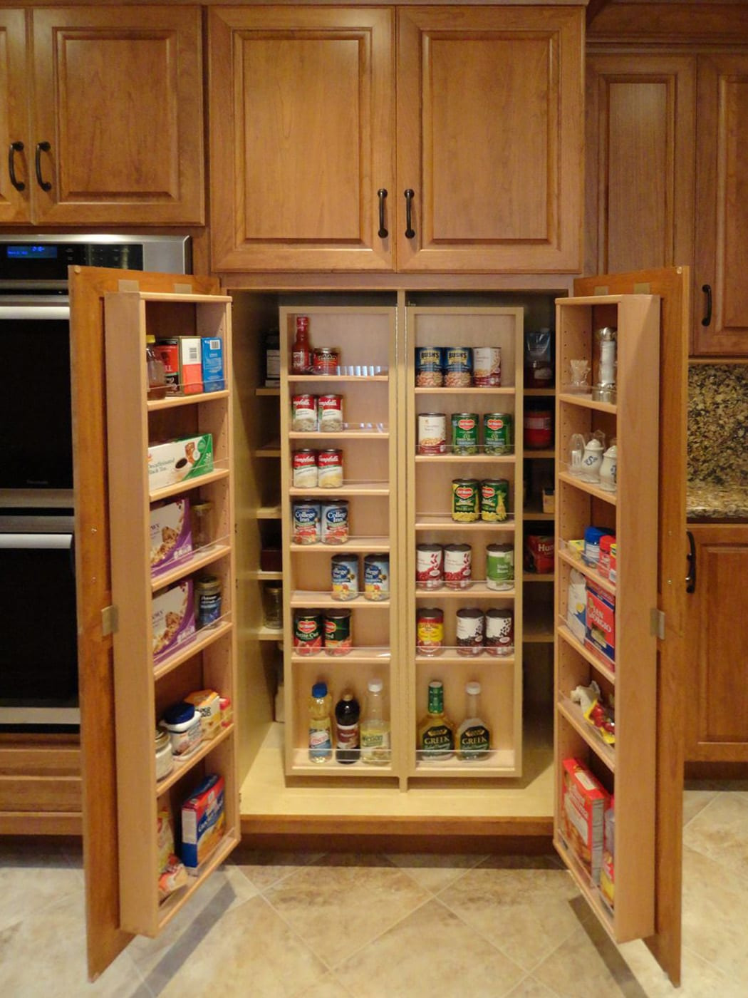 Pantry Cabinets with Doors Best Of Re Imagining the Kitchen Pantry Cabinet Mother Hubbard S