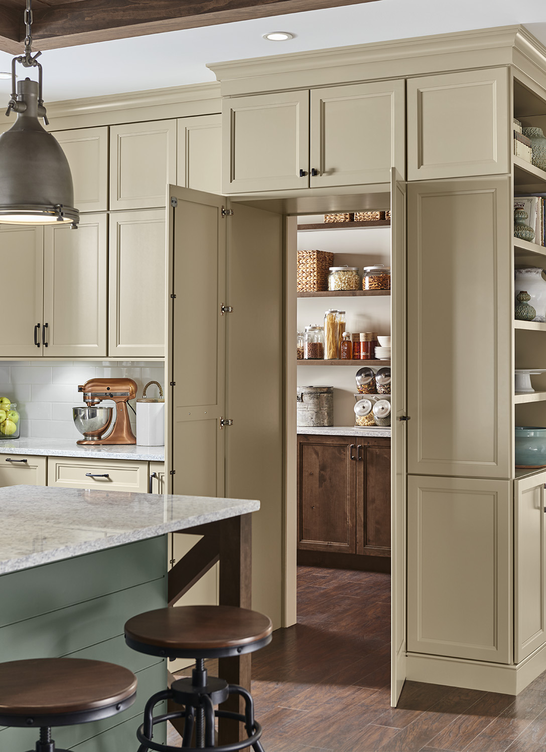 Pantry Cabinets with Doors Unique Step Into A New Kind Of Pantry