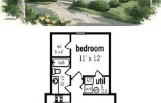 Plans For Cottages And Small Houses New 559sft Tiny Beach Cottage 1bed 1bath Houseplans Plan 45 334