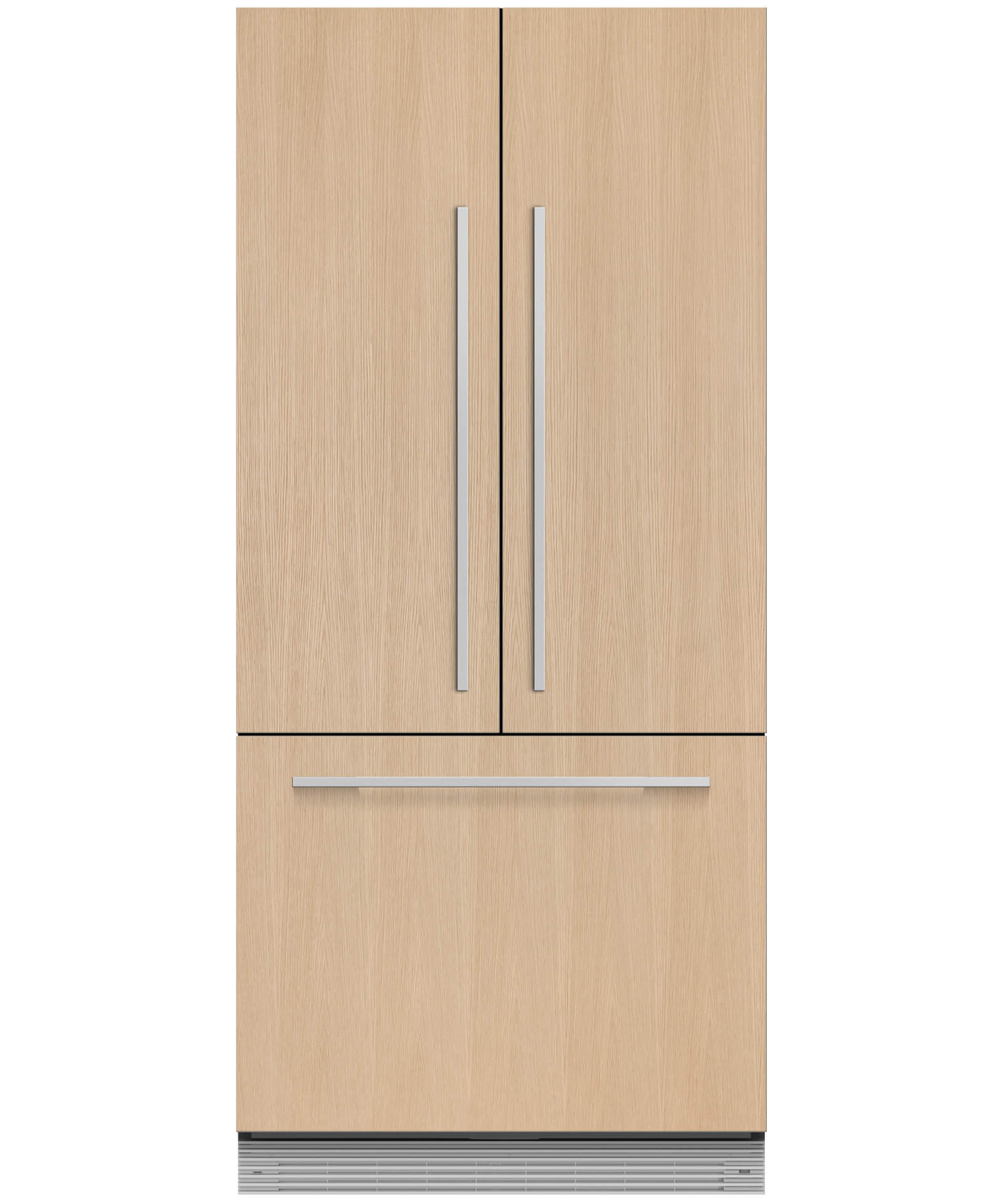 Refrigerator with Cabinet Doors Lovely Integrated French Door Refrigerator 800mm