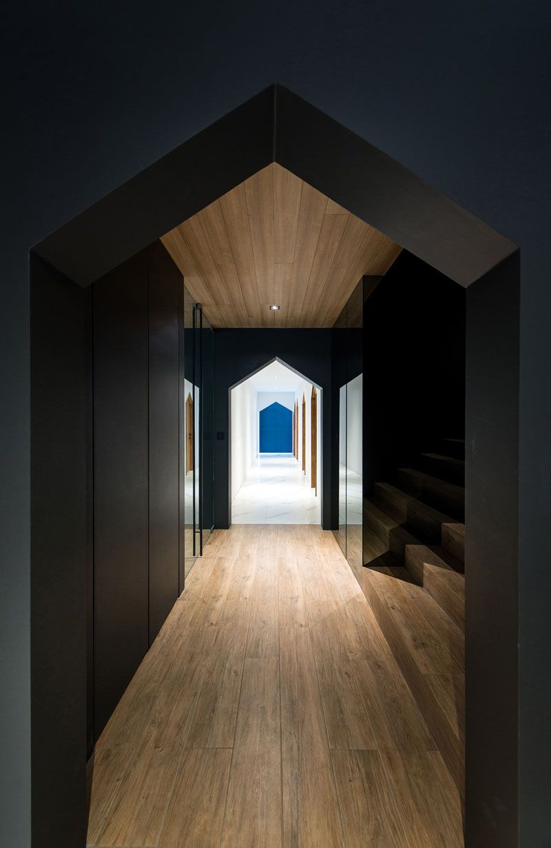 Residential Building Entrance Design Lovely Octane Architect & Design Have Pleted A Thai Apartment