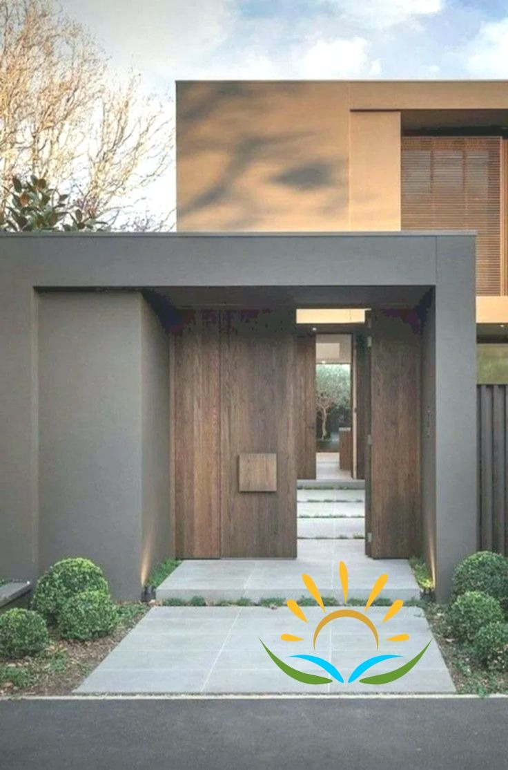 Residential Building Entrance Design Luxury 51 Inspiring Residential Architecture Building for You