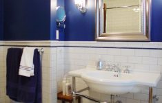 Royal Blue Bathroom Decor New Bathroom Orange And Brown Decor Navy Blue White Accessories