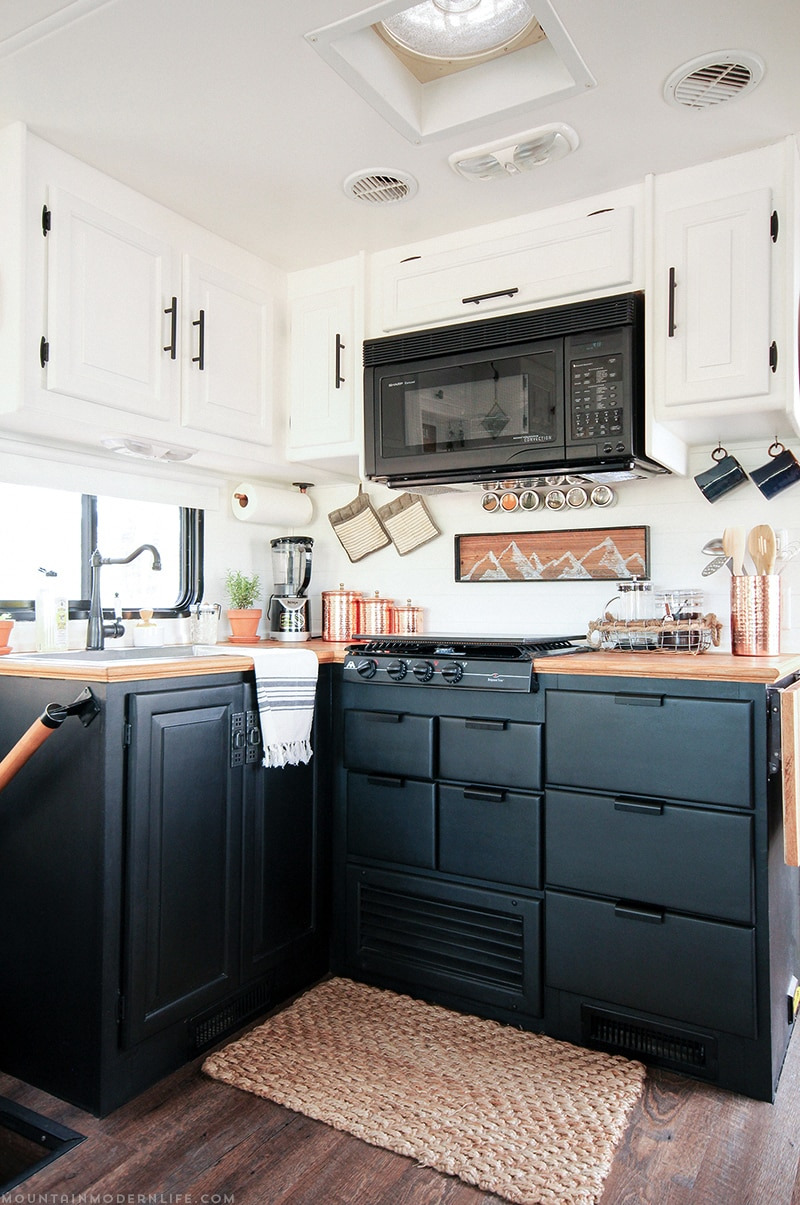 Rv Cabinet Doors New How to Paint Your Rv Kitchen Cabinets
