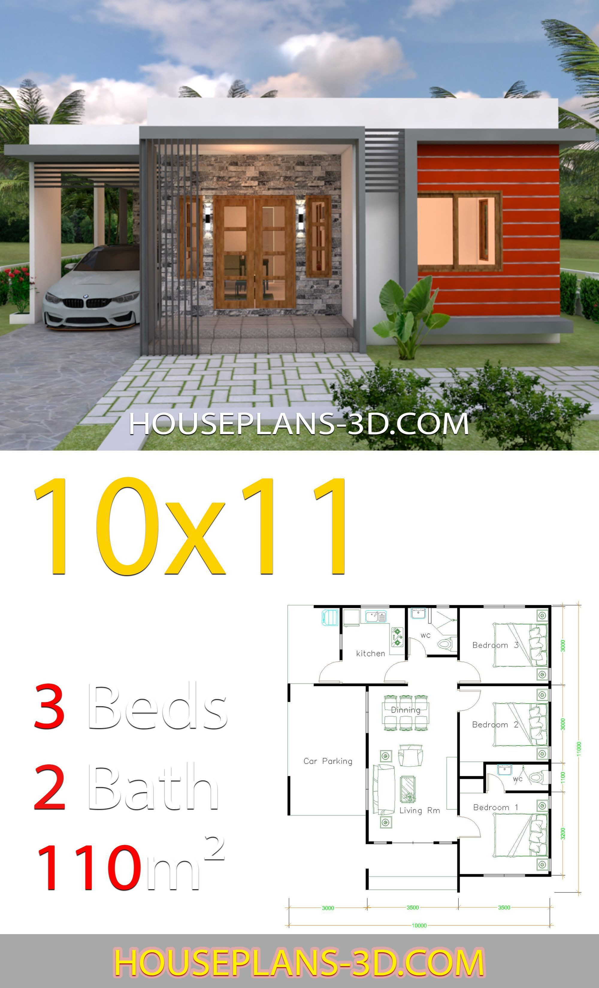 Self Design House Plans Best Of Small House Design Plans House Design 10—11 with 3