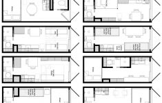 Shipping Container Housing Plans New Conex House Plans
