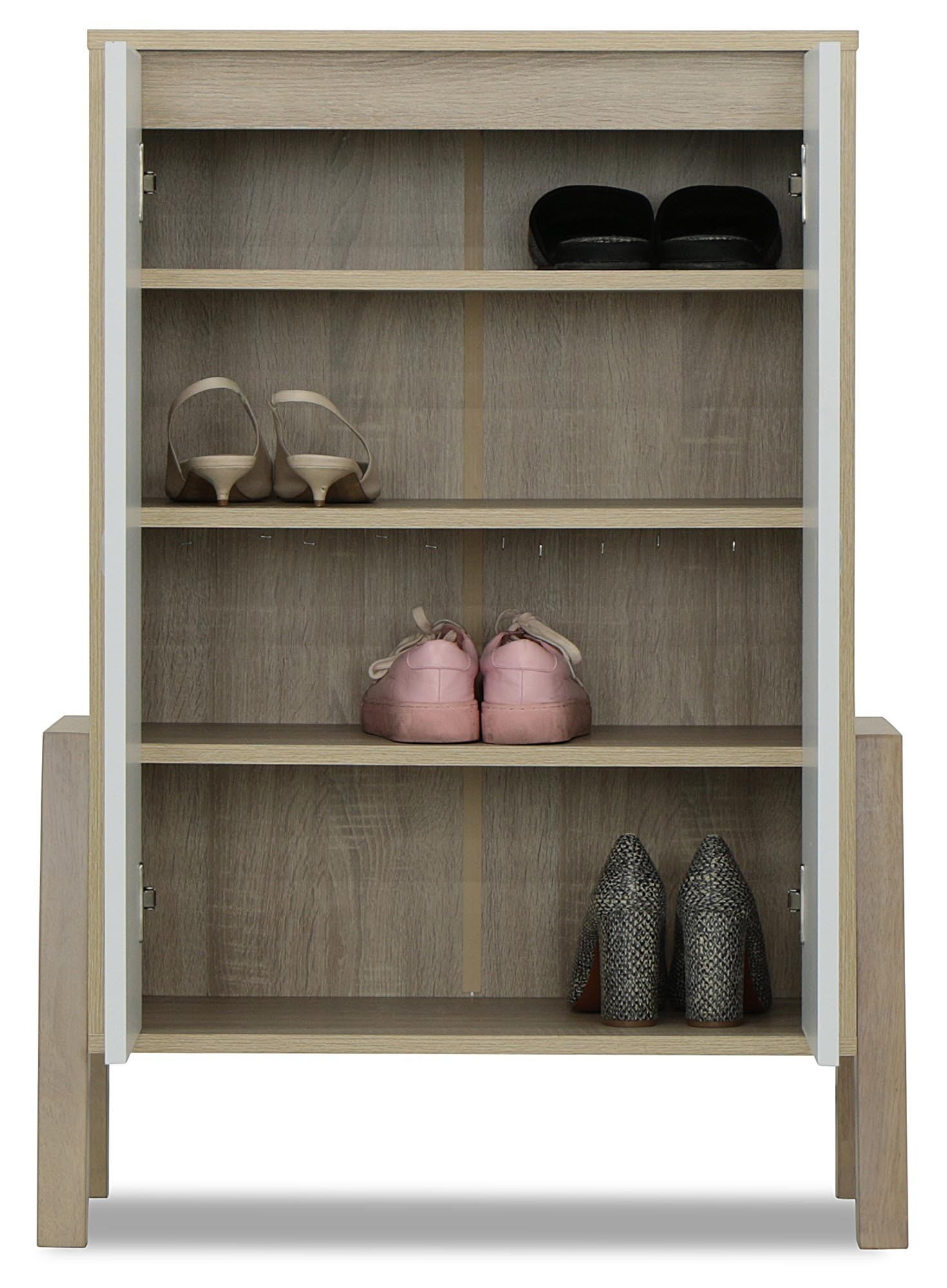 Shoe Cabinets with Doors New Chiso 2 Doors Shoes Cabinet