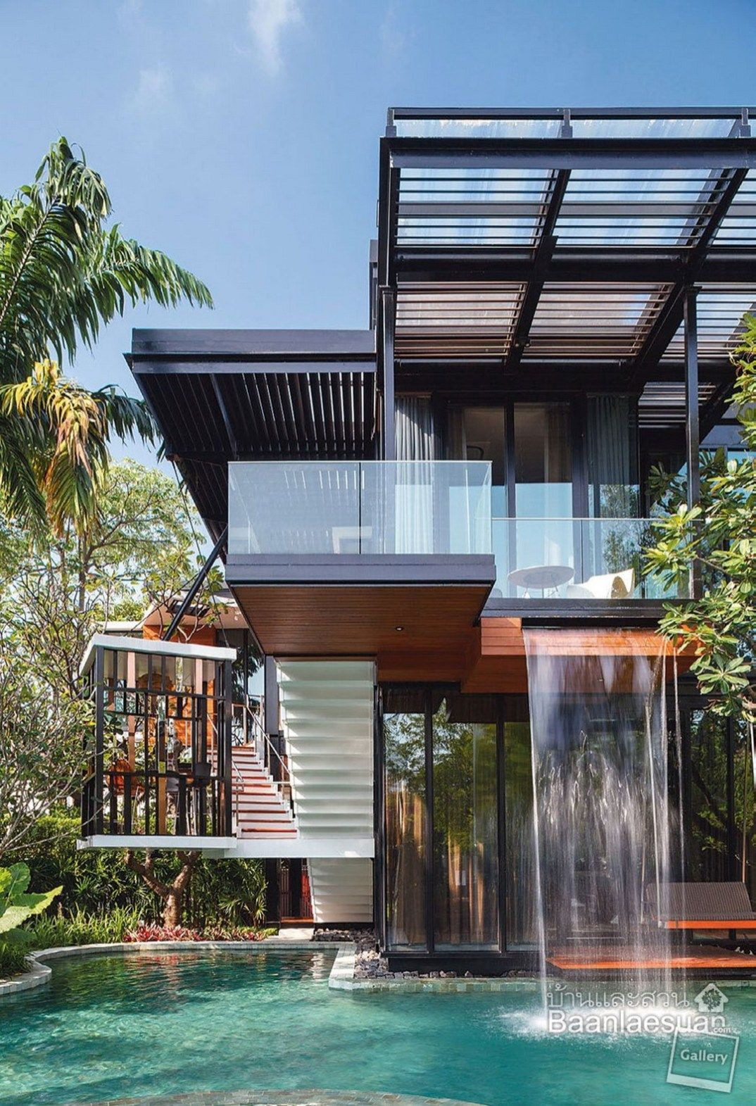 Simple Beautiful Houses Pictures Luxury Modern and Cool Shipping Container Guest House 15