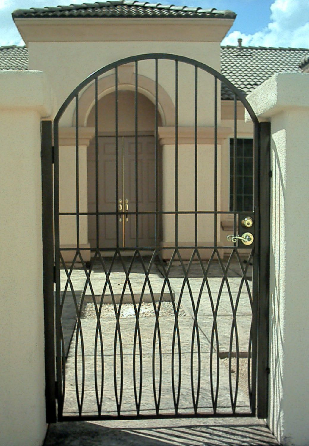Simple Gate Designs for Homes Best Of Depiction Of Iron Gate Designs for Homes