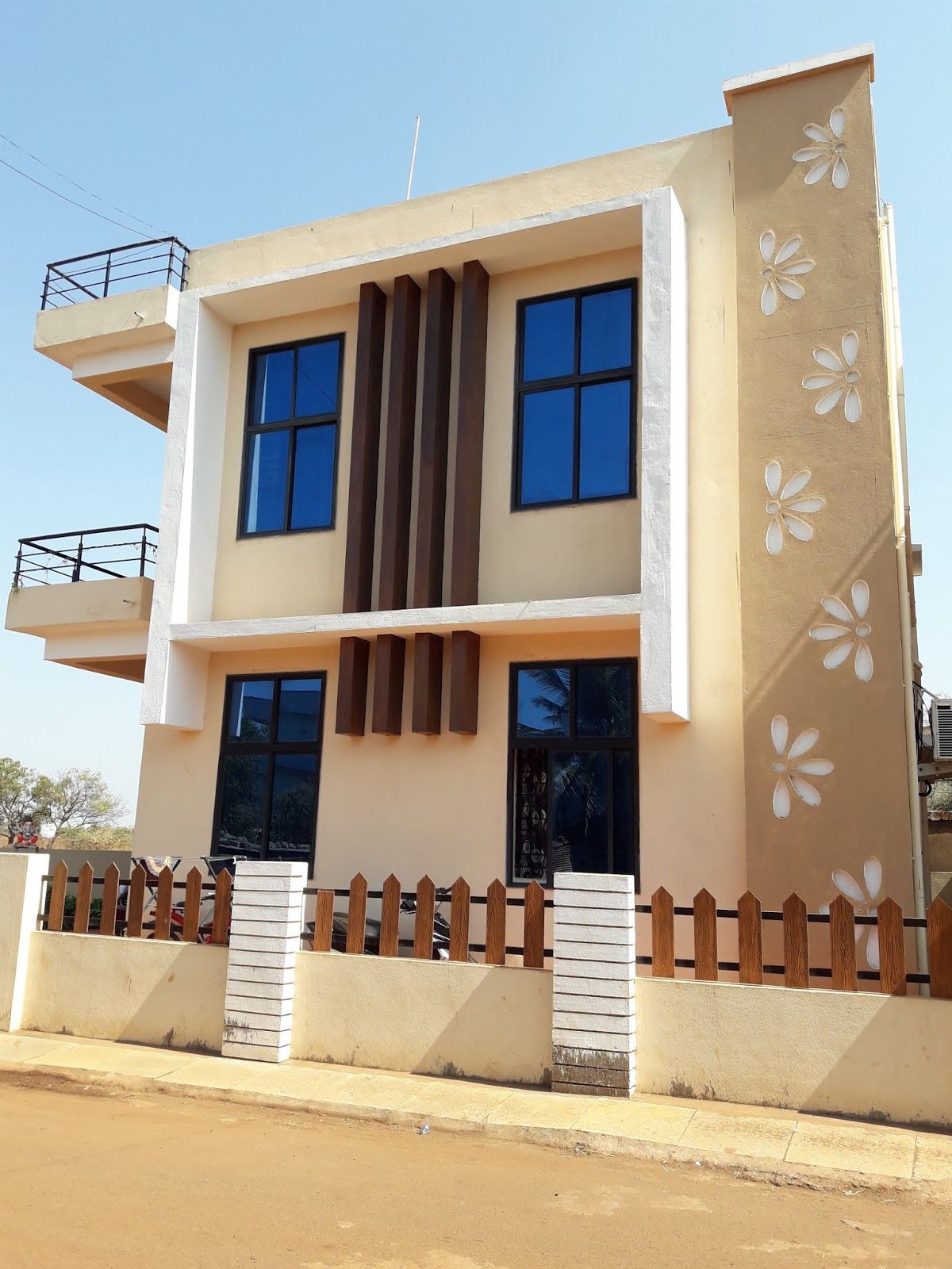 Simple House Front View Design Best Of Awesome House Plans 20 — 30 Latest Duplex House Plan Front