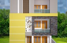 Simple House Front View Design Fresh Home Design