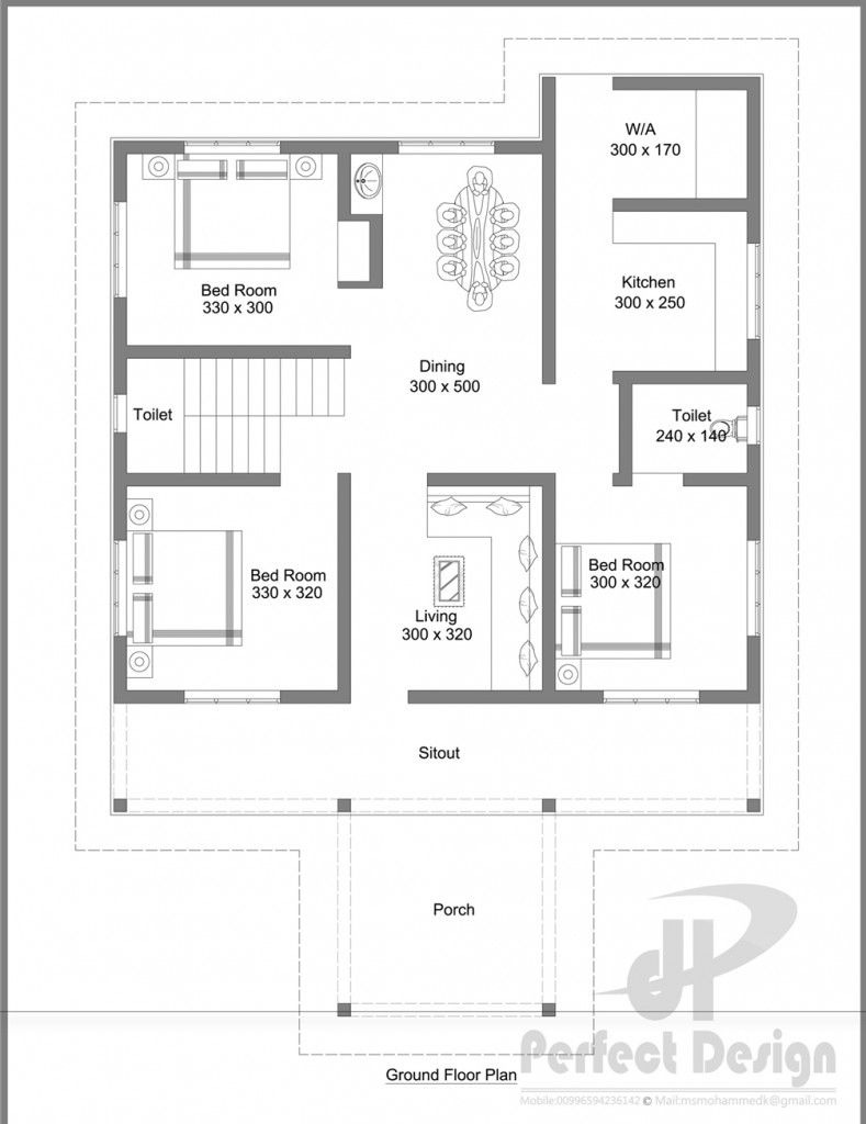 Simple House Plan software Unique Beautiful Single Floor Plan Designed to Be Built In 111