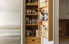 Single Door Pantry Cabinet New 12 Pantry Ideas Larder Cupboard Ideas For Every Kitchen