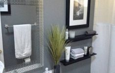Small Bathroom Decorating Ideas New Gray Bathroom Ideas For Relaxing Days And Interior Design