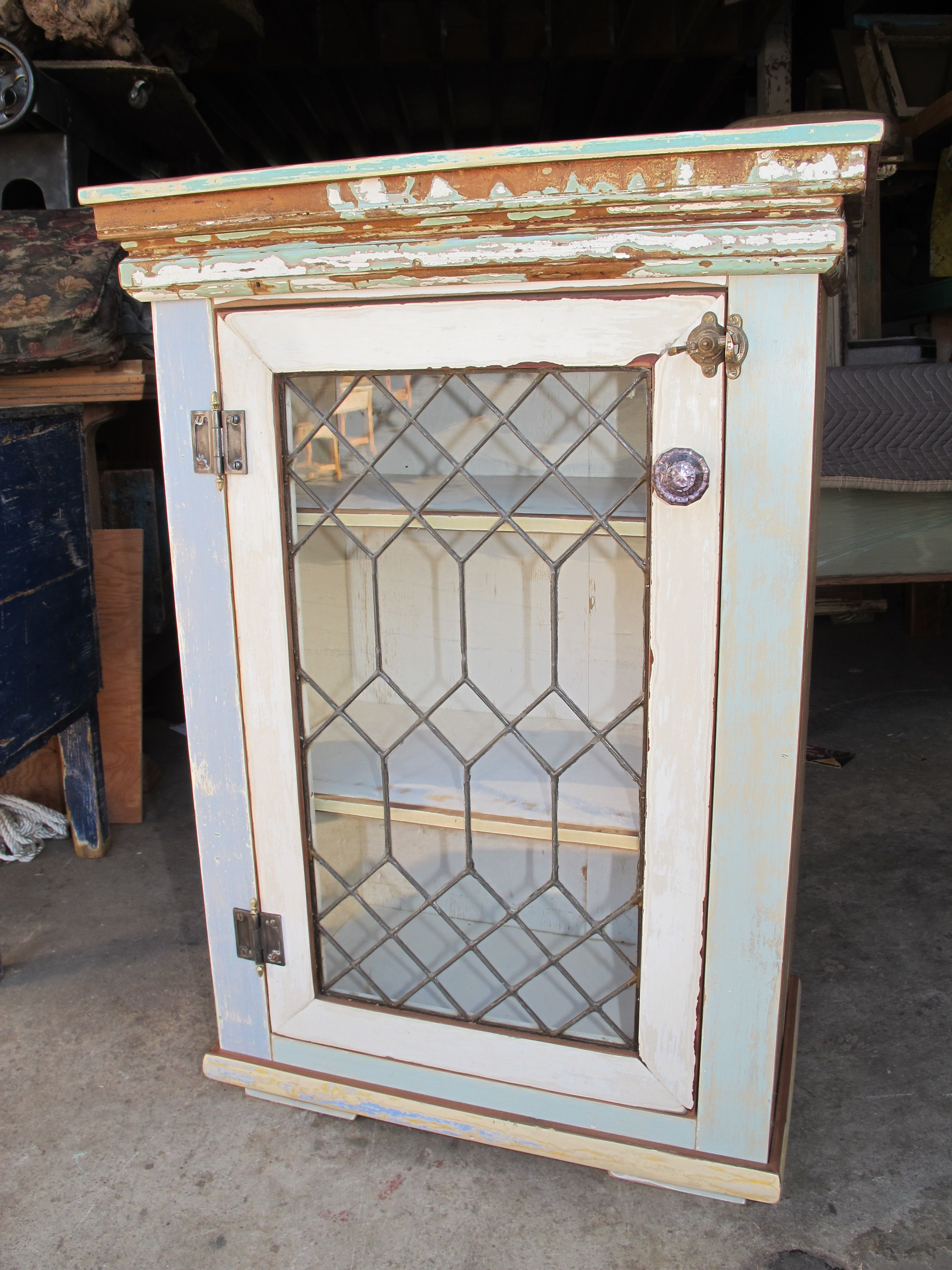 Small Cabinet Doors Elegant Small Cabinet Maybe Use the Old Window From Mom S House