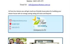 Small Eco Friendly House Plans Lovely Small Eco Friendly House Plans for Healthy Living by Pure