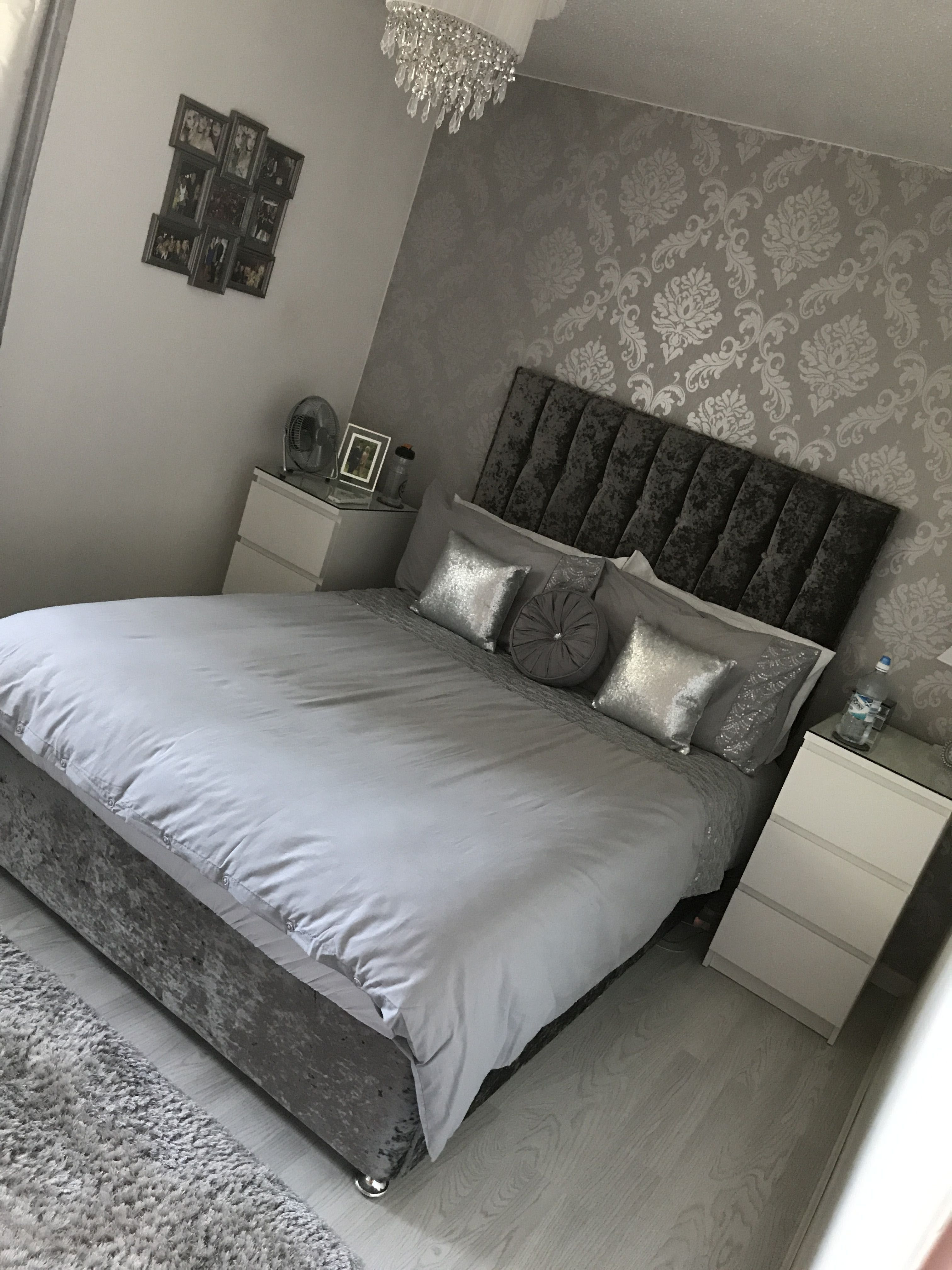 Small Grey Bedroom Ideas Elegant Grey Bedroom Ideas – From the Super Glam to the Ultra Modern