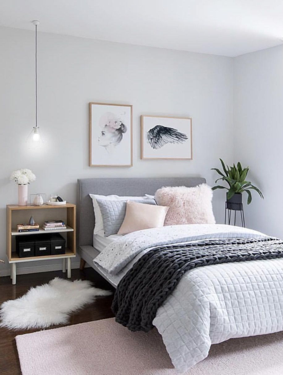 Small Grey Bedroom Ideas Luxury Beautiful Bedding with A Light Pastel Color Palette