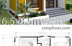 Small Home Design Photos Beautiful Kleiner Home Design Plan 6 5—8 5 M Mit 2 Schlafzimmern