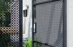 Small Main Gate Design New 10 Creatively Simple Gate Design For Small House 2019