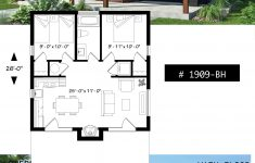 Small Modern Contemporary House Plans New House Plan Bonzai No 1909 Bh