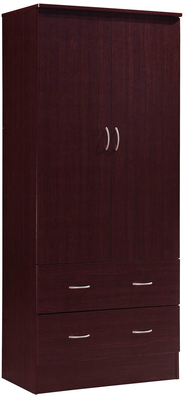 Storage Cabinet with Doors and Drawers Lovely Amazon Contemporary Armoire Wardrobe Bedroom Storage