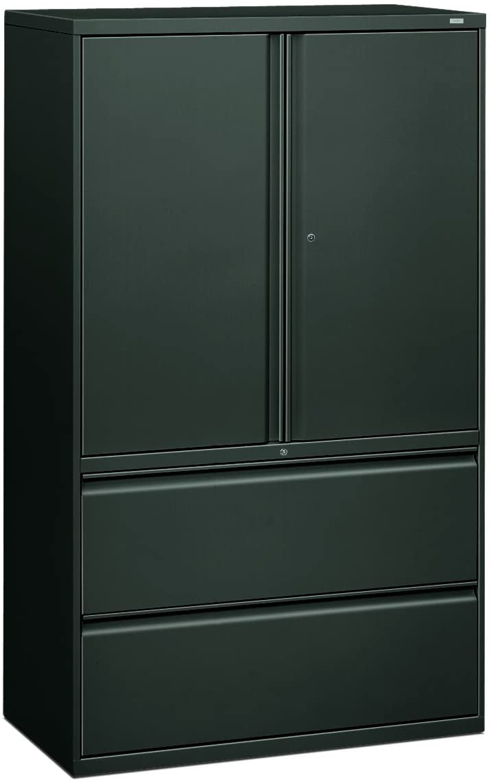 Storage Cabinet with Doors and Drawers New Amazon Hon 895lss 800 Series 42 Inch Storage Cabinet