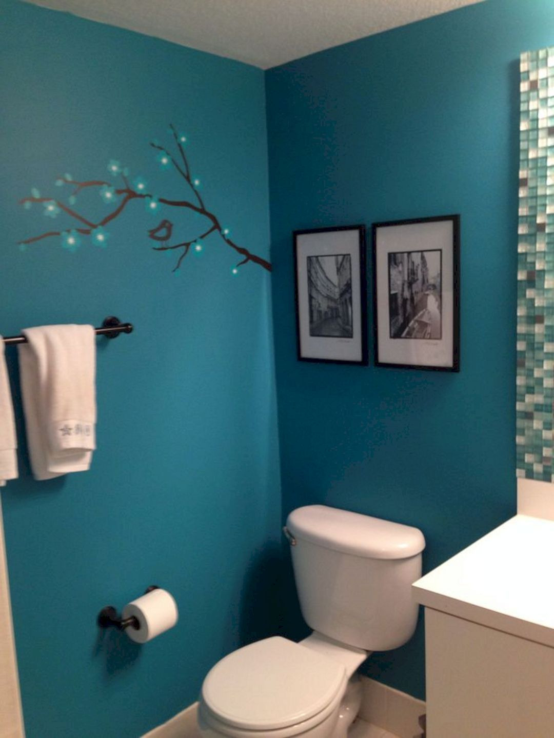 Teal Bathroom Decor Fresh Turn Your Bathroom Into the Hideaway Of Your Dreams Using