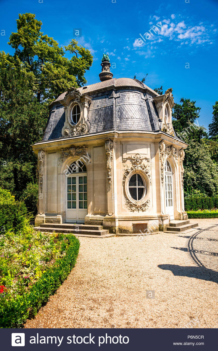 Ten Most Beautiful Houses In the World New Parc De Bagatelle Has Been Voted One Of the top 10 Most