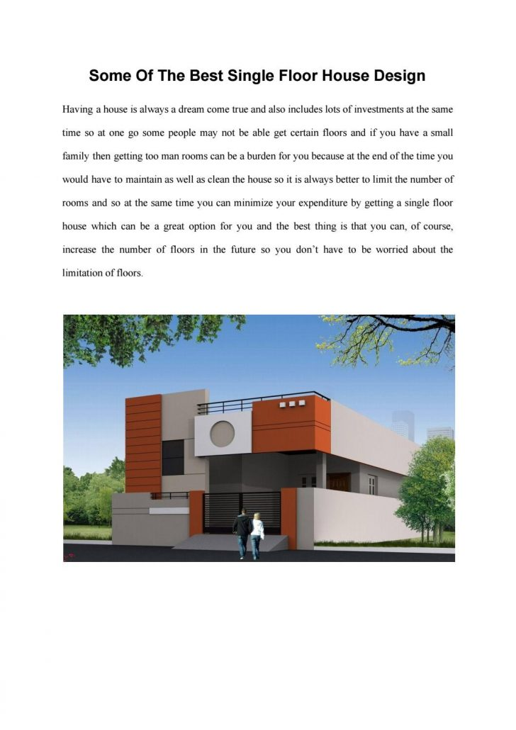 The Best House Design 2020