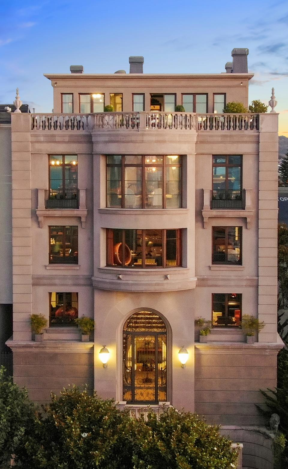 tech power couples 39 million mansion priced to break san francisco record can it