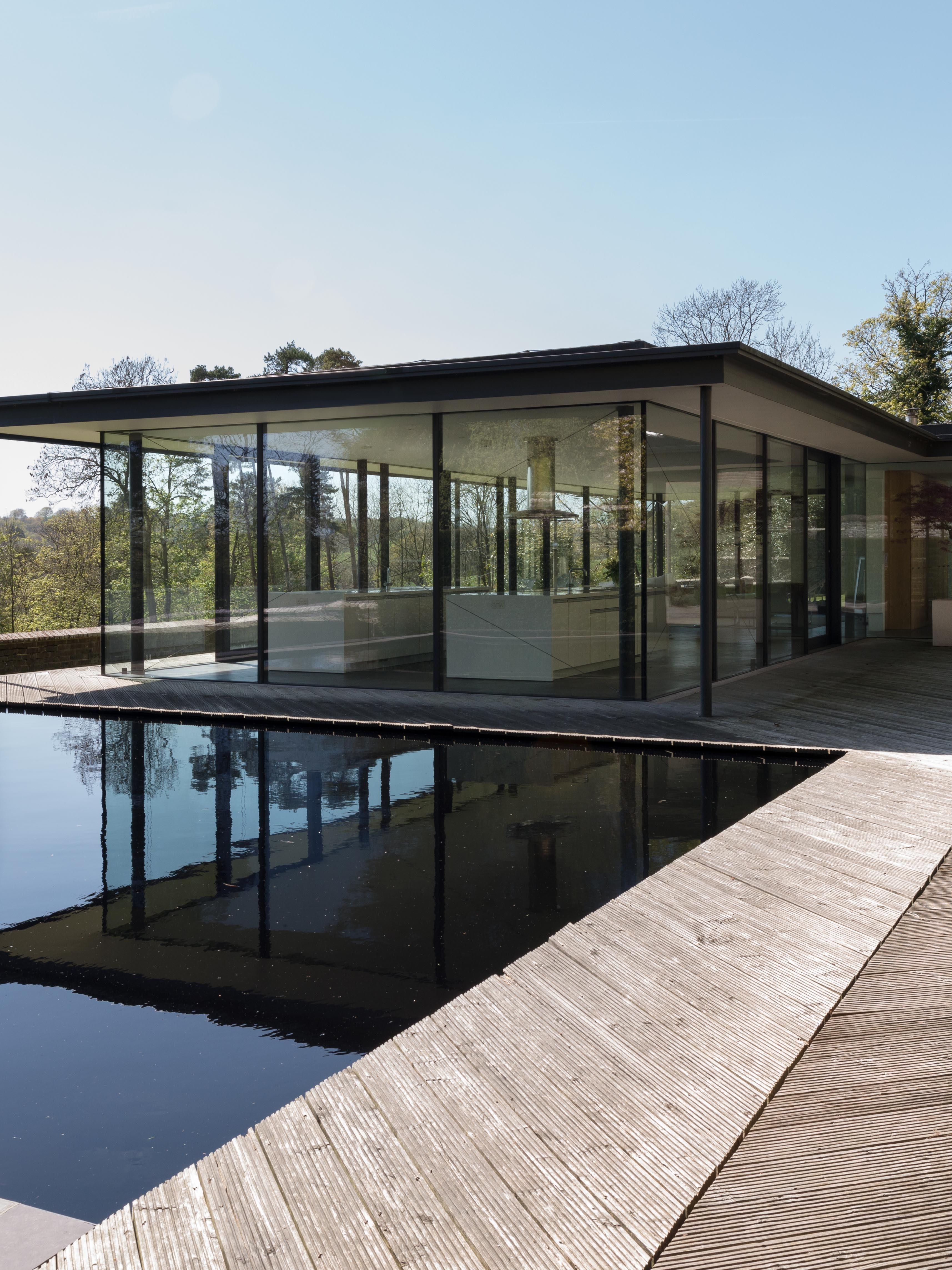 Top Ten Modern Houses Unique England S Magnificent Modern Houses